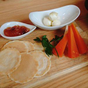 ブルーオーシャングリル チーズ3種盛り