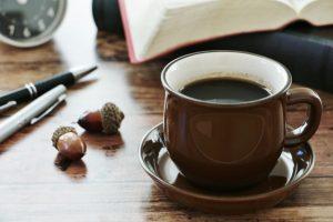 どんぐりとコーヒー