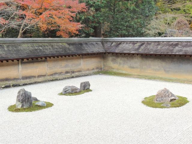 龍安寺方丈の石庭