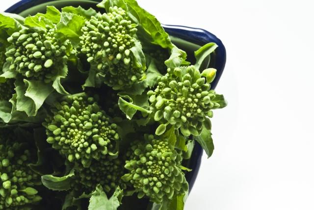 茹で 方 菜の花