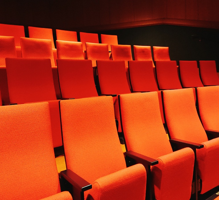 ブリリアホール座席